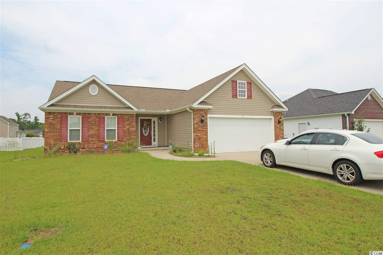 Detached MLS:1815101   153 Riverwatch Dr. Conway SC