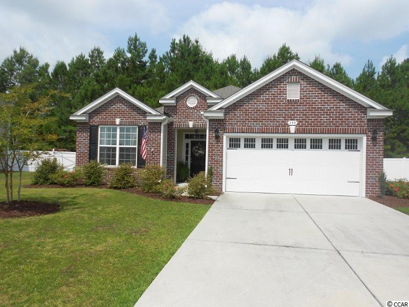 Detached MLS:1815157   299 Burchwood Ln Myrtle Beach SC