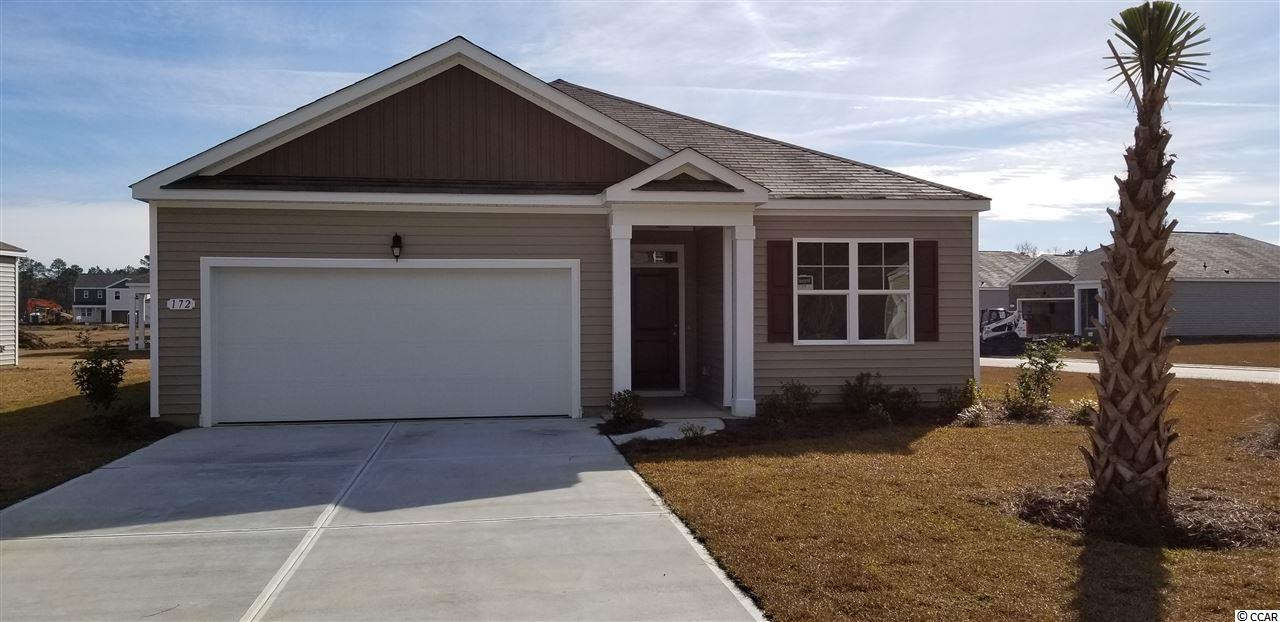 Detached MLS:1815189   172 Harmony Ln. Myrtle Beach SC