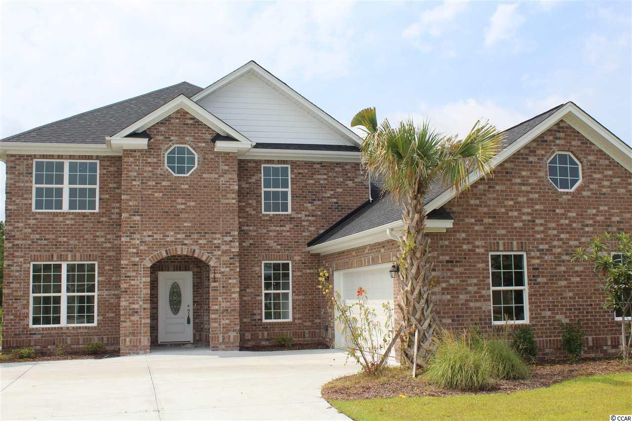 Detached MLS:1815204   1385 Bermuda Grass Drive Myrtle Beach SC