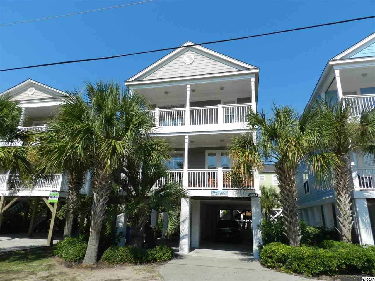 Detached MLS:1815217   1410 A S Ocean Blvd. Surfside Beach SC