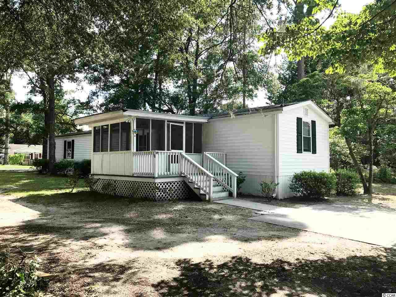 Manufactured with Land MLS:1815257   2420 Little River Neck Rd. North Myrtle Beach SC