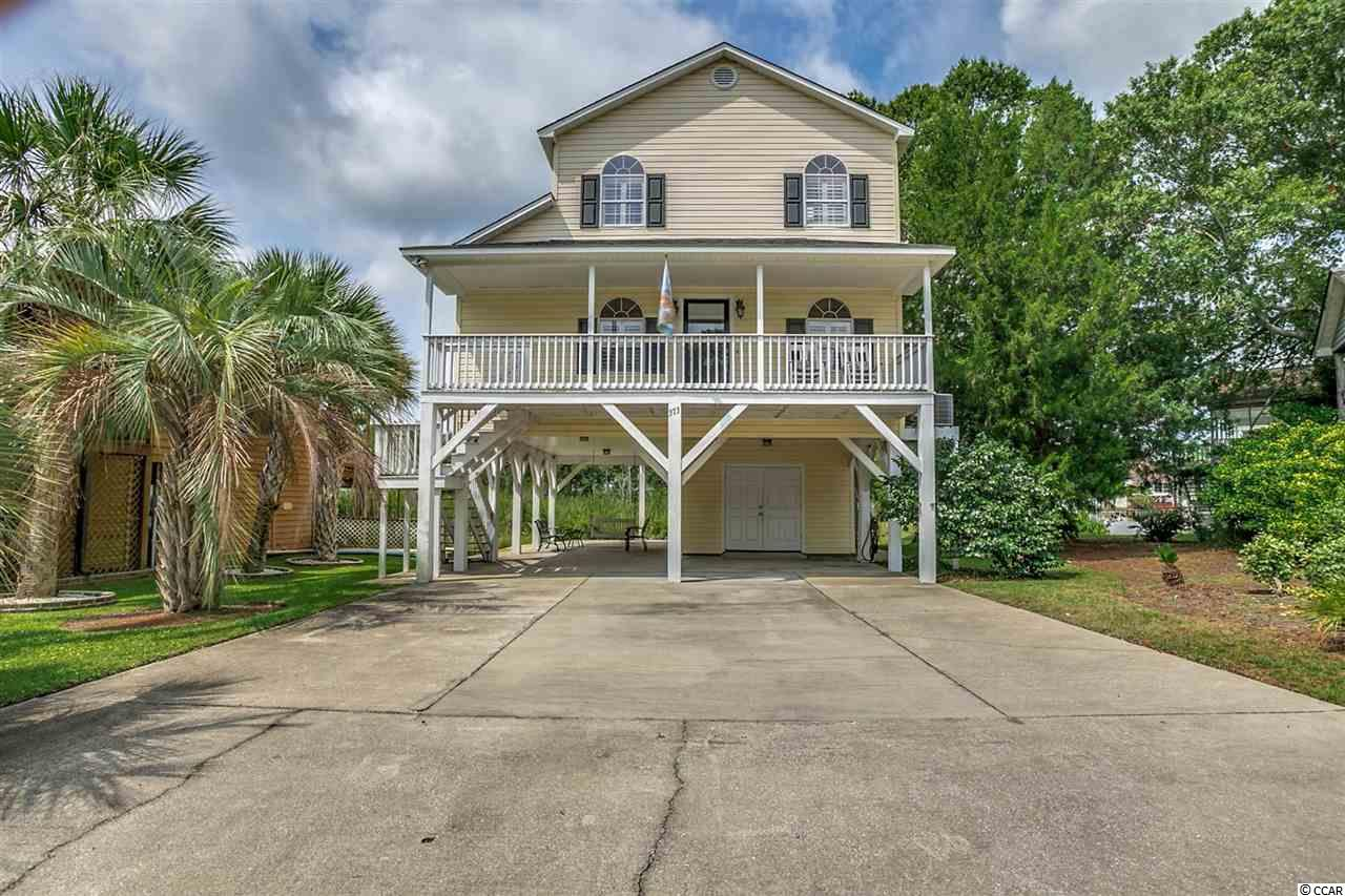 Detached MLS:1815280   373 Marsh Place Murrells Inlet SC