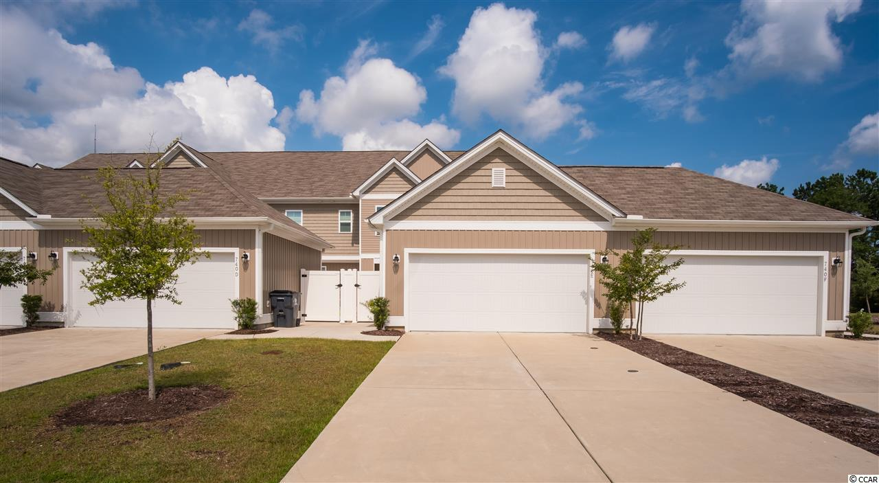 Townhouse MLS:1815307 The Fairways - The International  740-E Pickering Drive Murrells Inlet SC