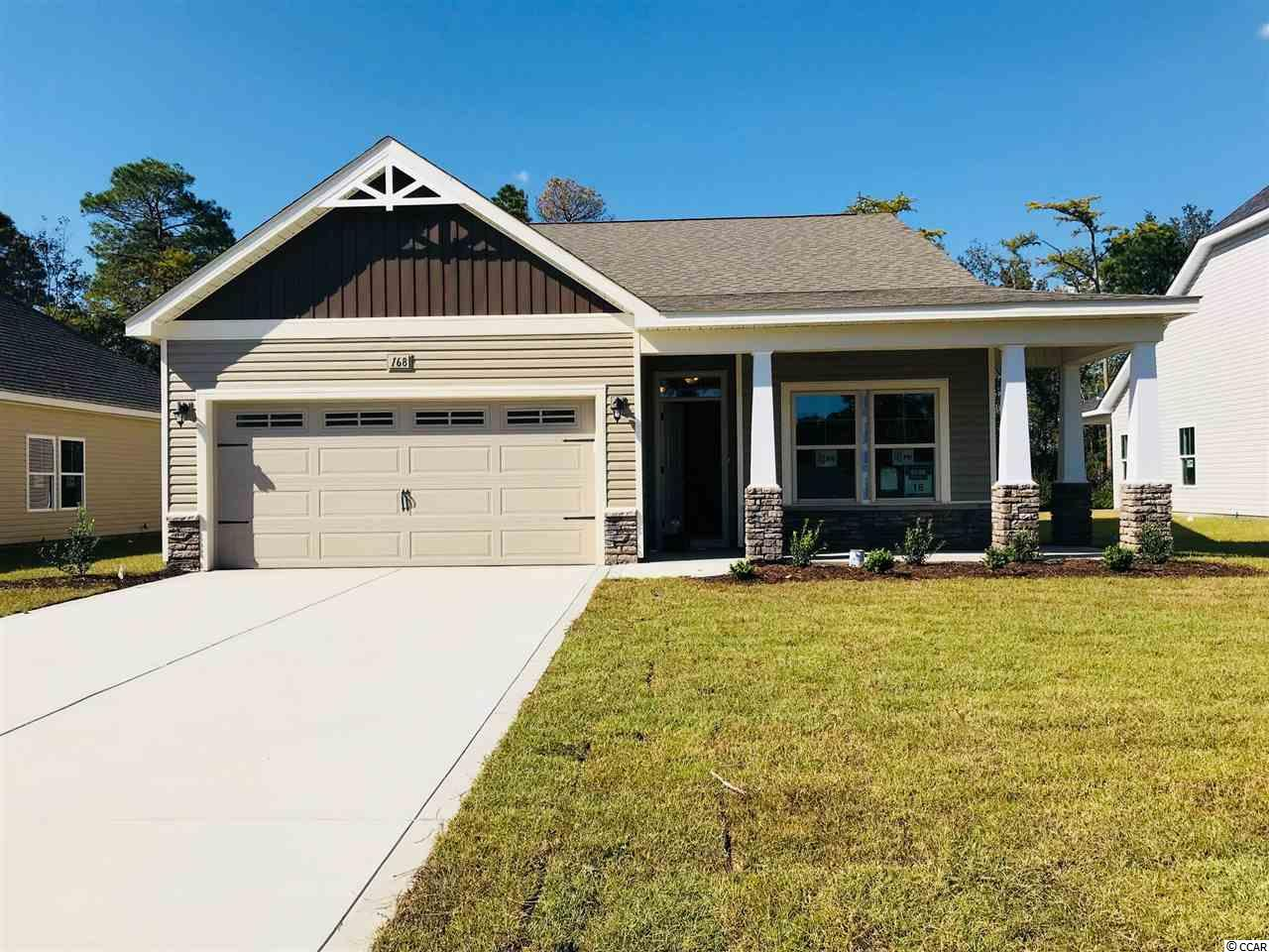 Detached MLS:1815310   168 Legends Village Loop Myrtle Beach SC