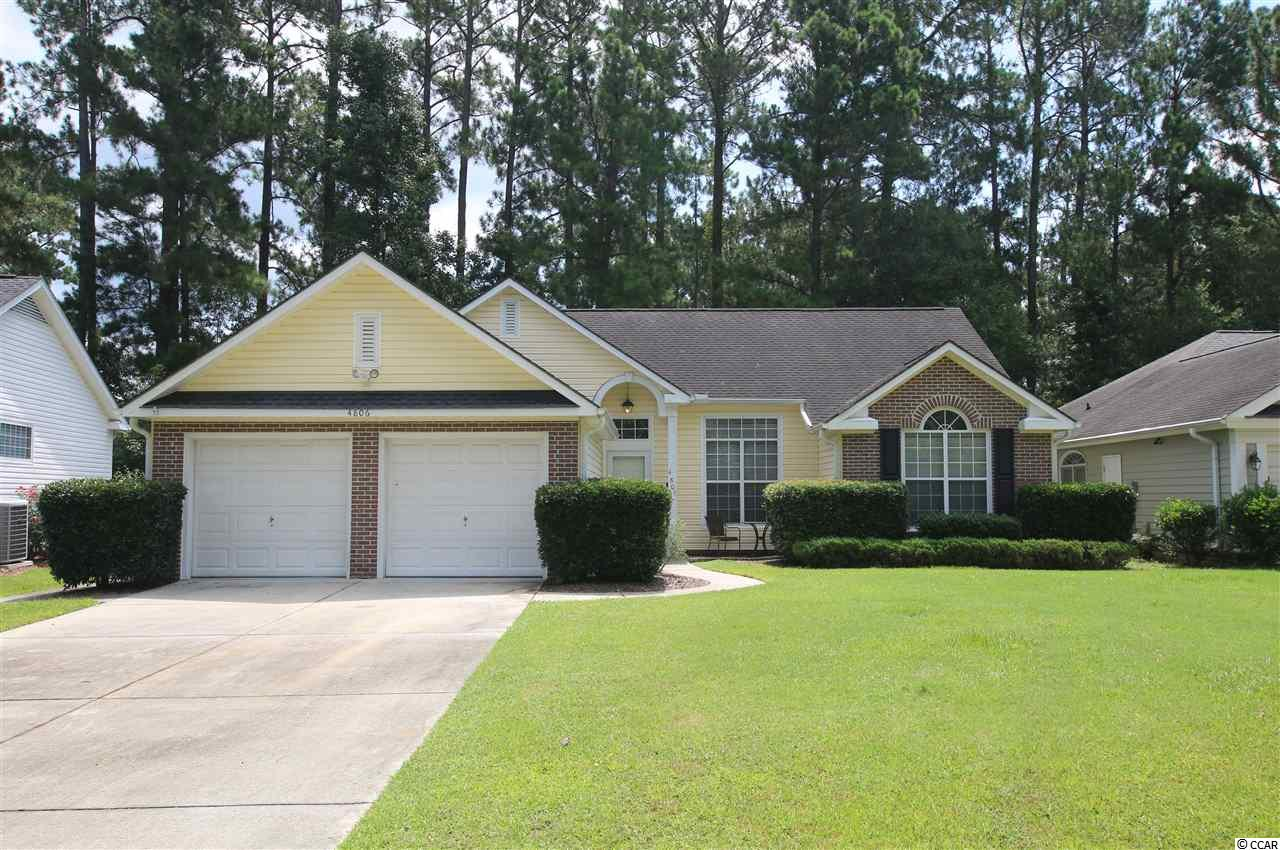 Detached MLS:1815322   4806 Southern Trail Myrtle Beach SC