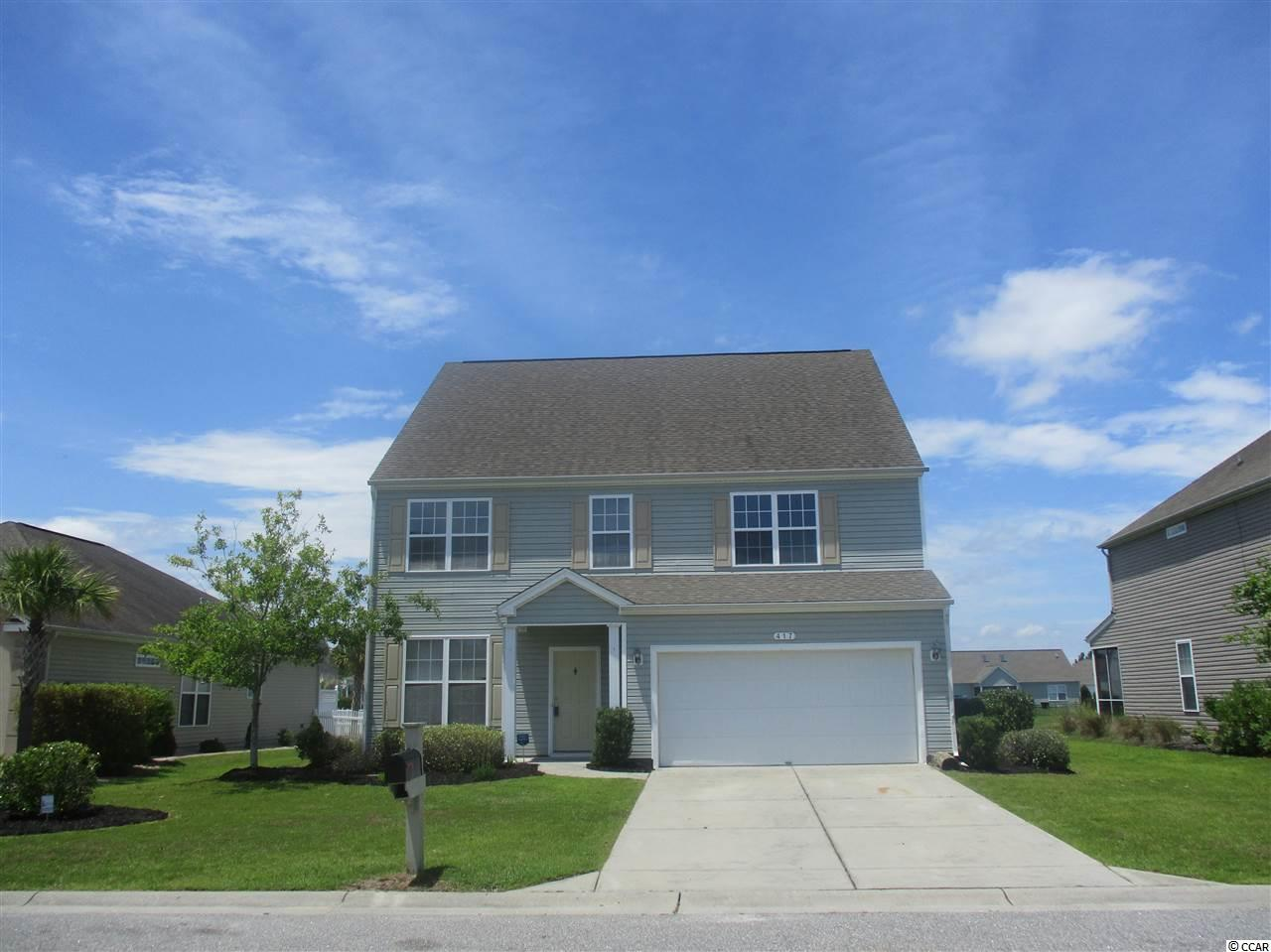 Detached MLS:1815338   417 Mooreland Drive Myrtle Beach SC