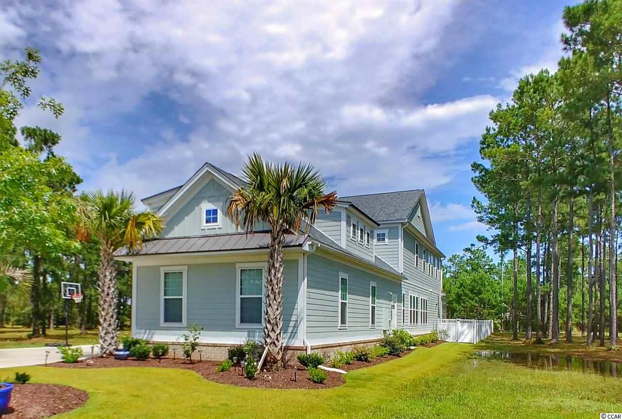 Detached MLS:1815350   1504 Cottage Shell Rd Myrtle Beach SC