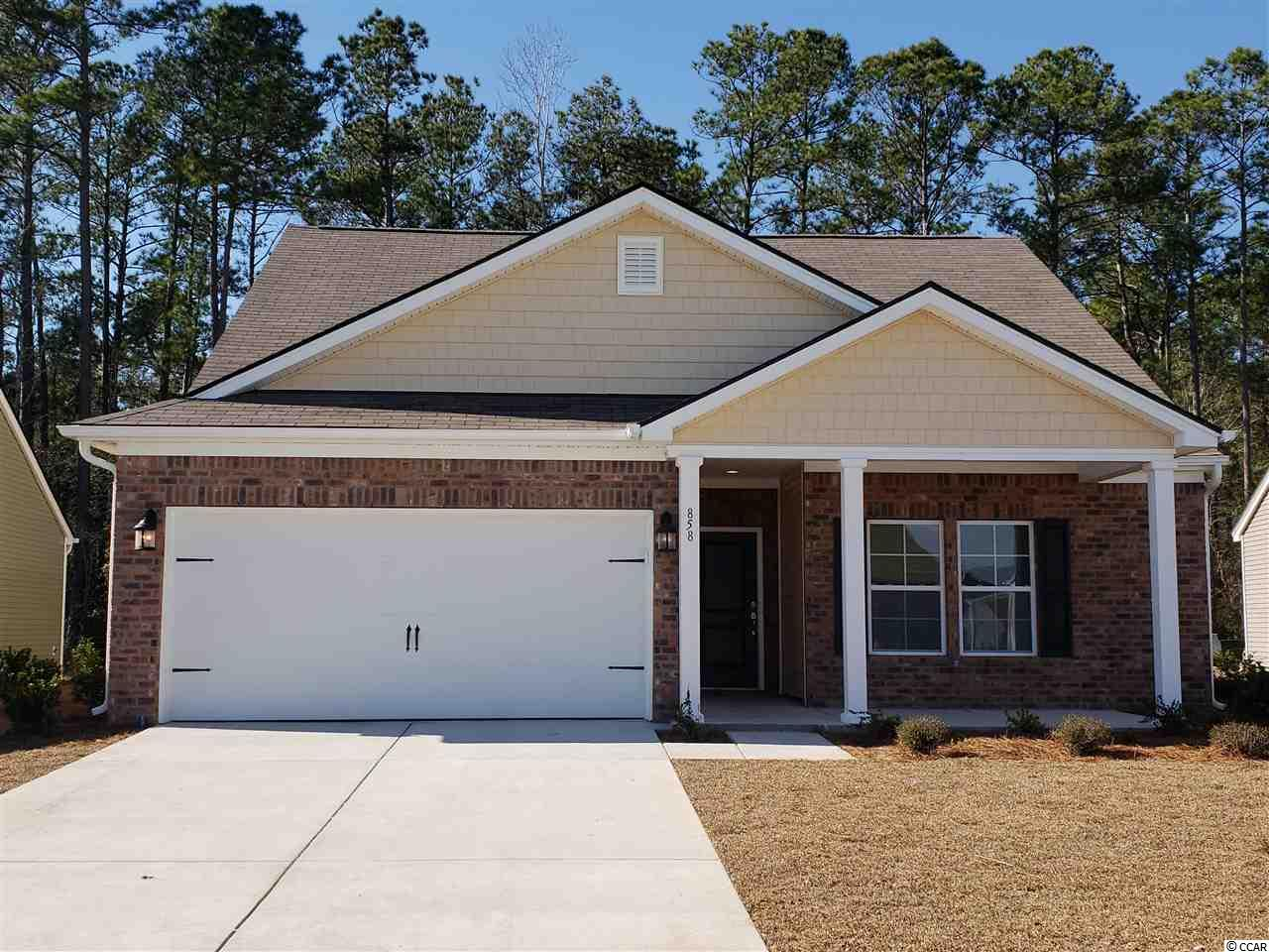Detached MLS:1815394   858 Devon Estate Ave. Myrtle Beach SC