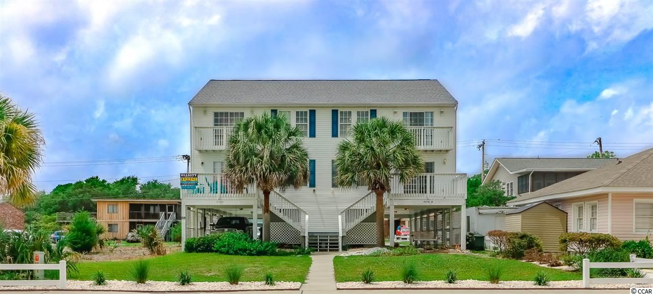 Semi-Detached MLS:1815423   4508 B S Ocean Blvd. North Myrtle Beach SC