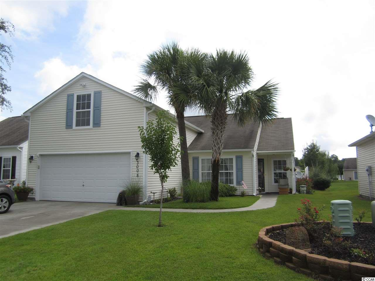 Detached MLS:1815436   3008 Regency Oak Dr. Myrtle Beach SC