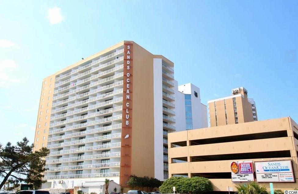 Condo MLS:1815501 SANDS OCEAN  9550 Shore Dr. Myrtle Beach SC