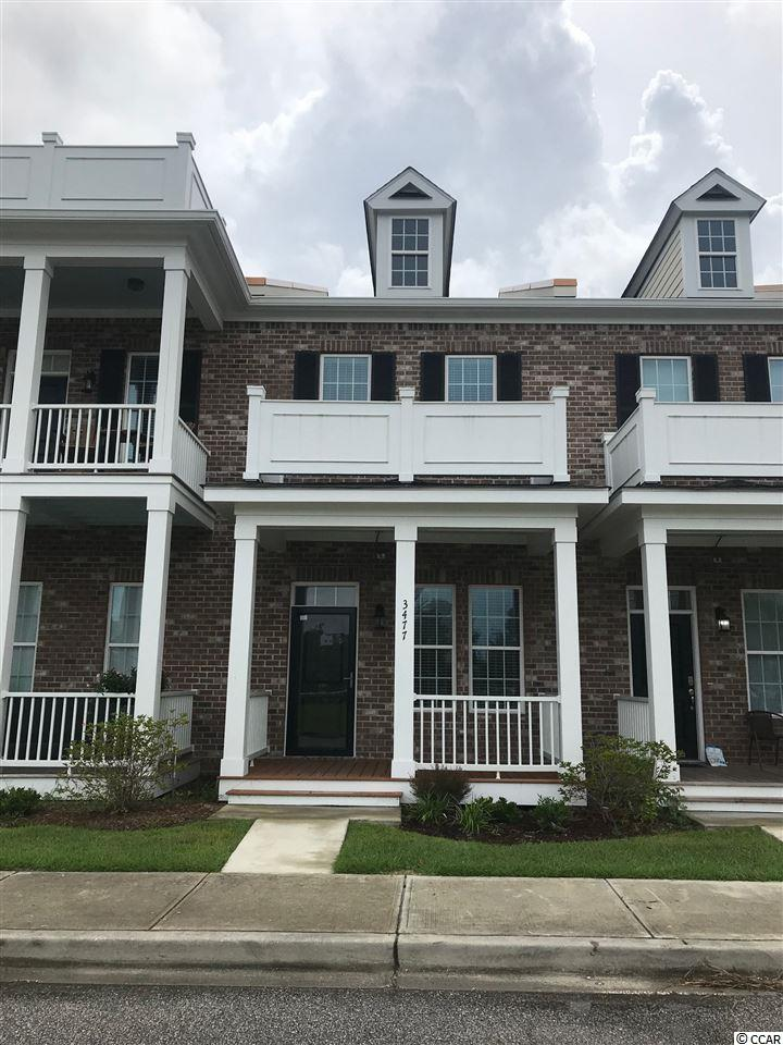 Townhouse MLS:1815504 St. James Square - Myrtle Beach  3477 Bristol Ln. Myrtle Beach SC