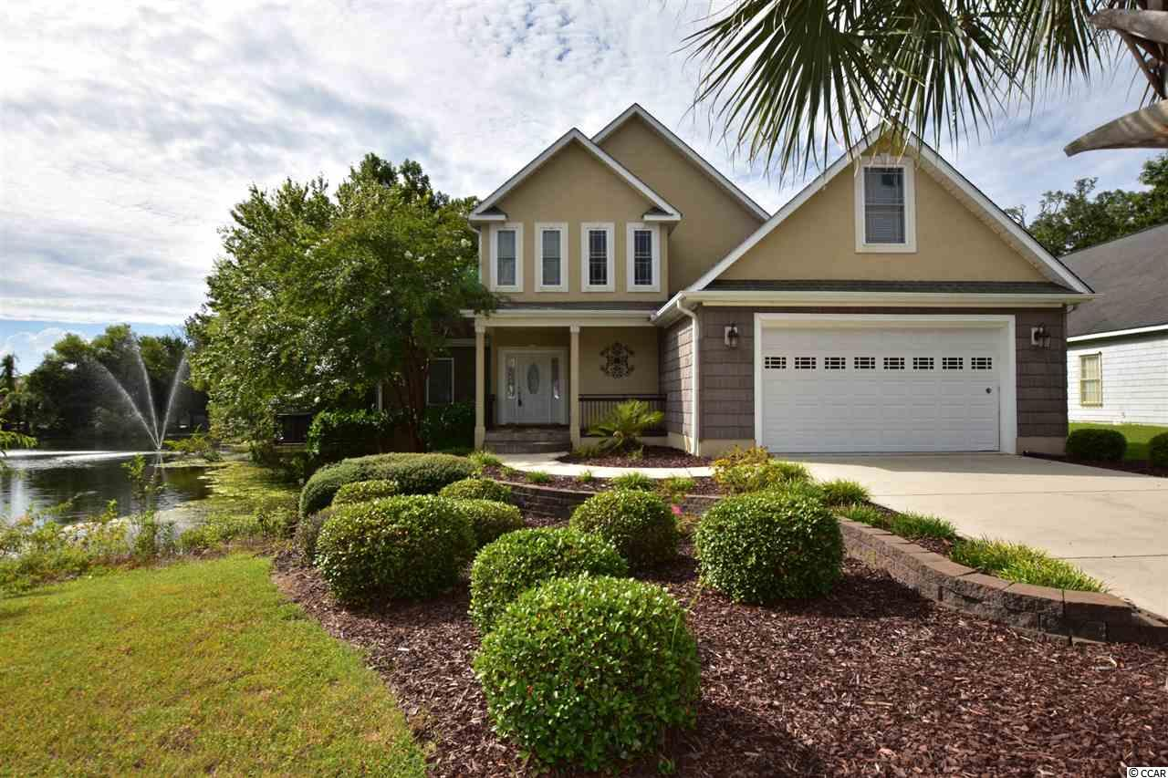 Detached MLS:1815549   2102 Tortuga Lane North Myrtle Beach SC