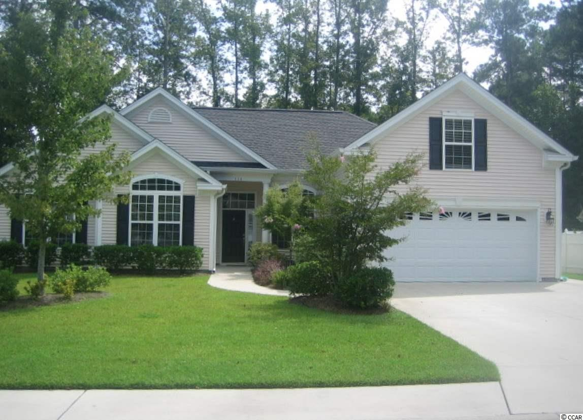 Detached MLS:1815553   114 Ashton Circle Myrtle Beach SC