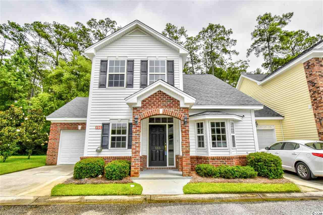 Townhouse MLS:1815565 The Villas at the Gates - Hwy 70  105 Terracina Circle Myrtle Beach SC