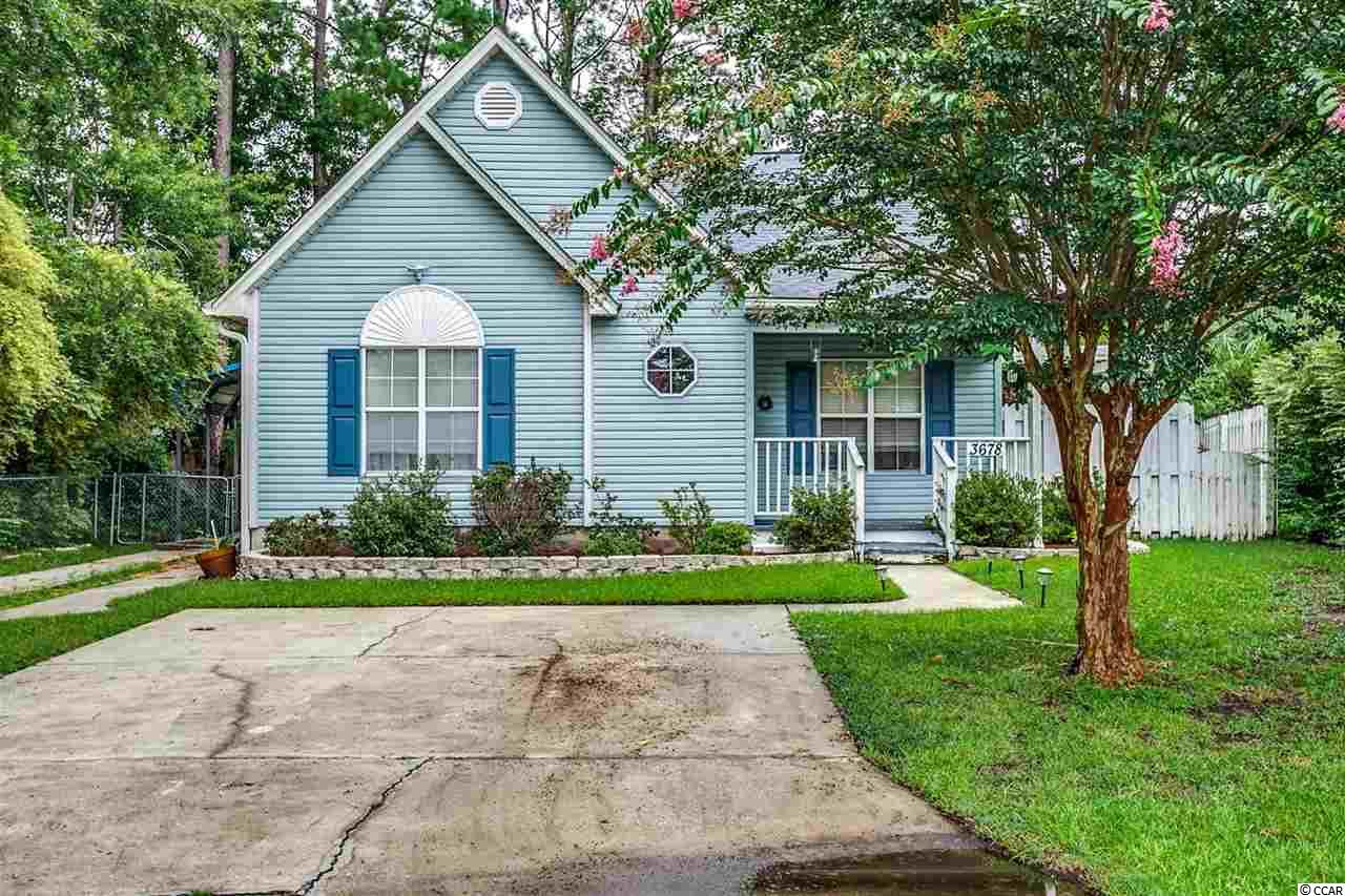 Detached MLS:1815573   3678 Farmington Pl. Myrtle Beach SC