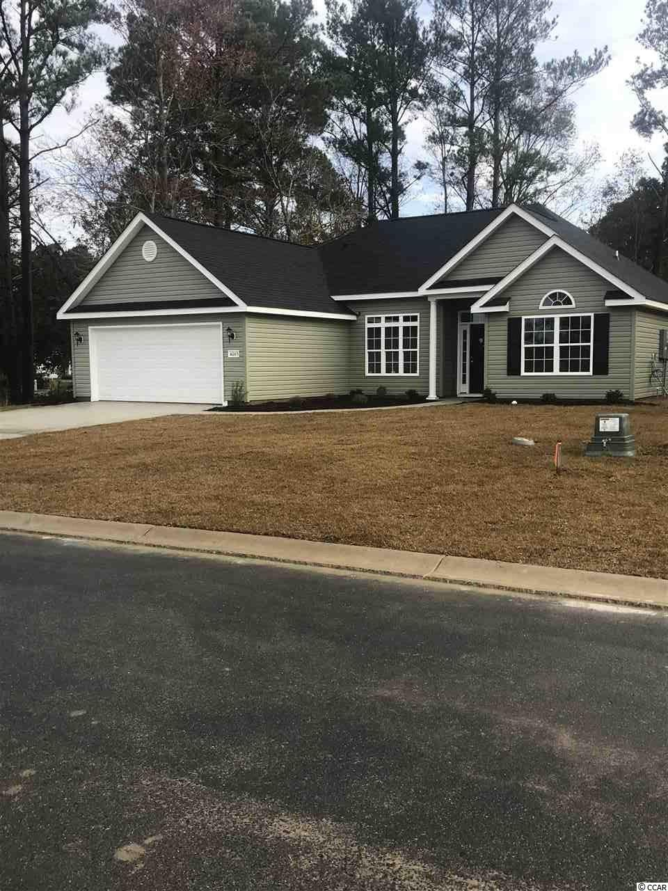 Detached MLS:1815606   4065 Comfort Valley Dr. Longs SC