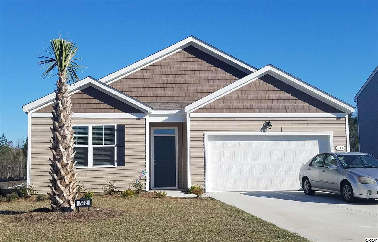 Detached MLS:1815618   548 Affinity Dr. Myrtle Beach SC