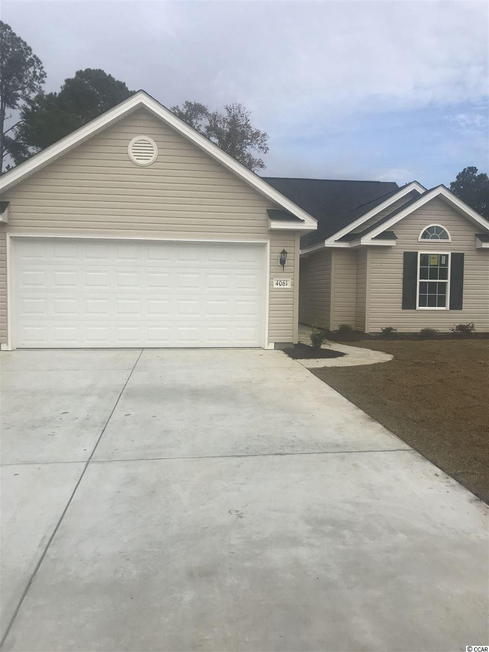 Detached MLS:1815622   4061 Comfort Valley Dr. Longs SC