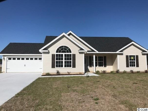 Detached MLS:1815669   268 MacArthur Dr. Conway SC