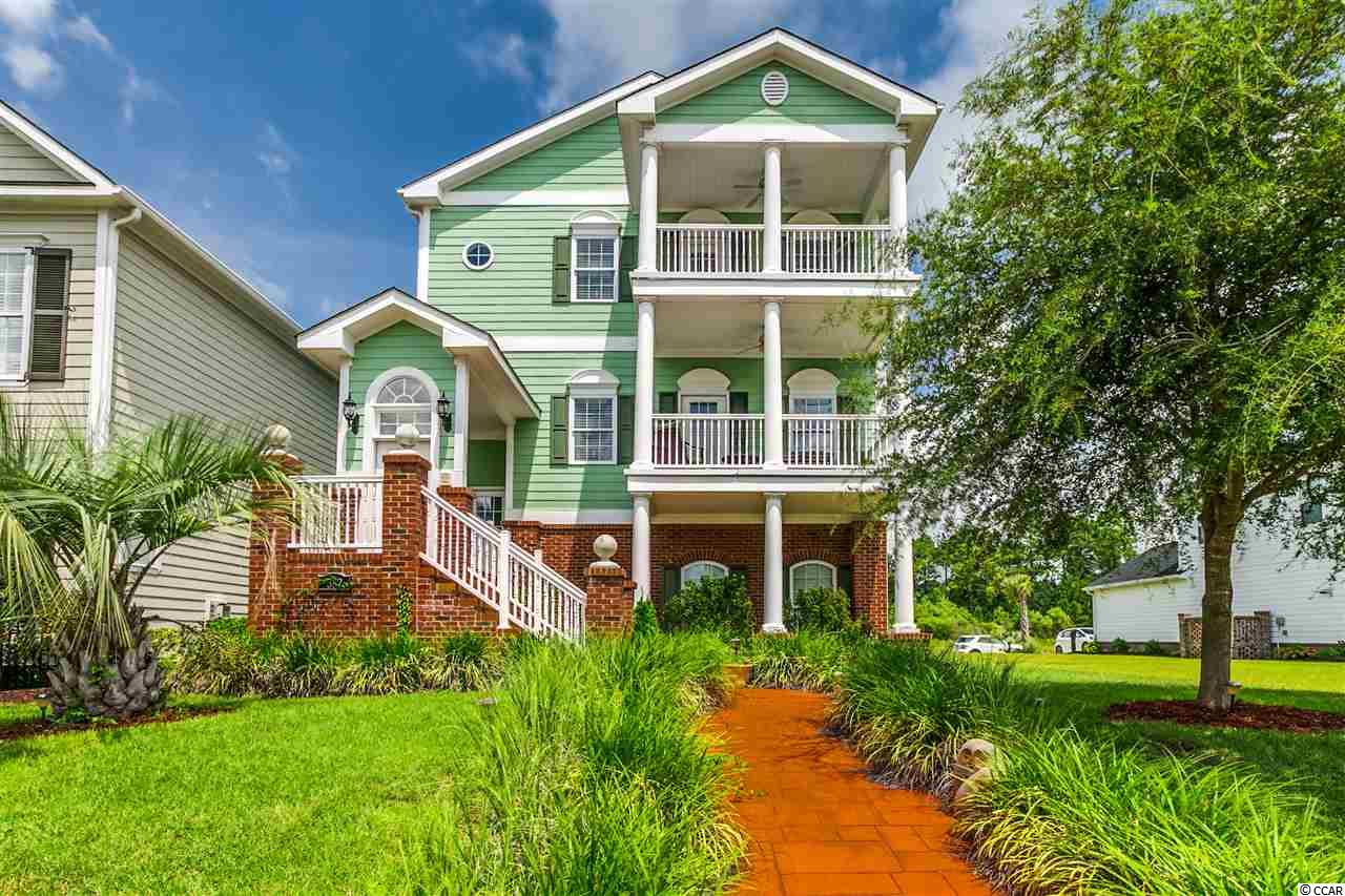 Detached MLS:1815671   382 Saint Julian Lane Myrtle Beach SC