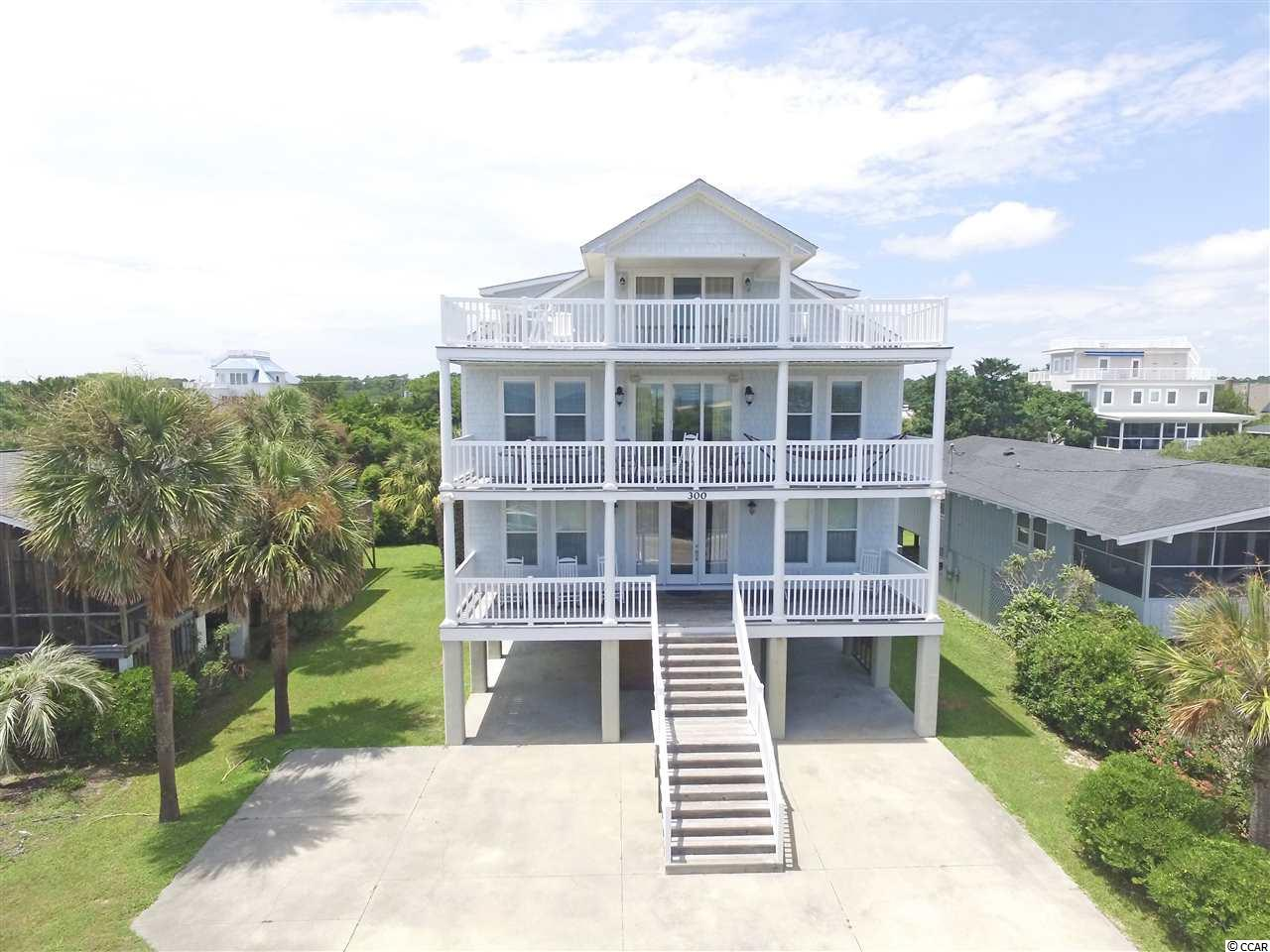 Detached MLS:1815672   300 Norris Dr. Pawleys Island SC