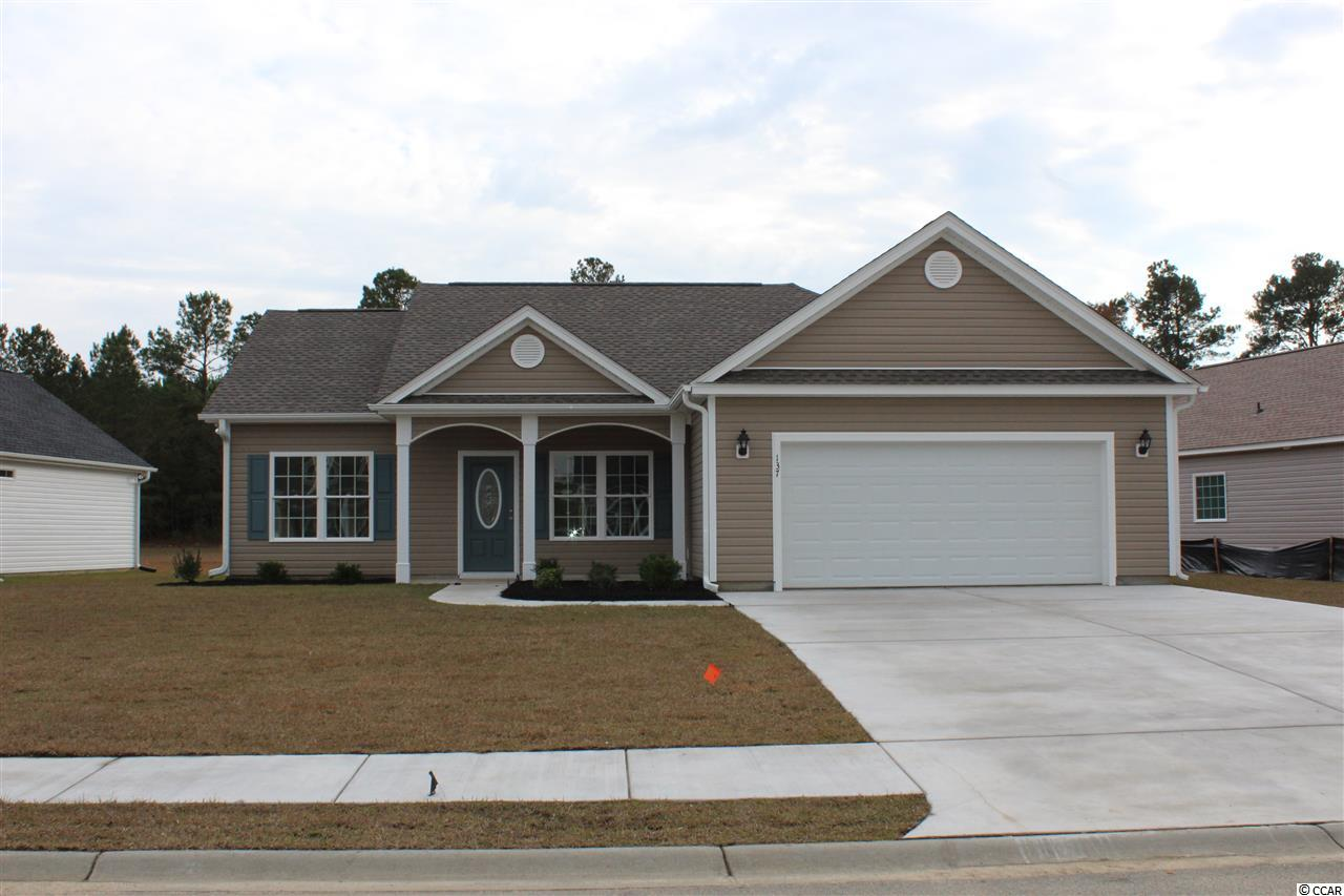 Detached MLS:1815675   137 Barons Bluff Drive Conway SC