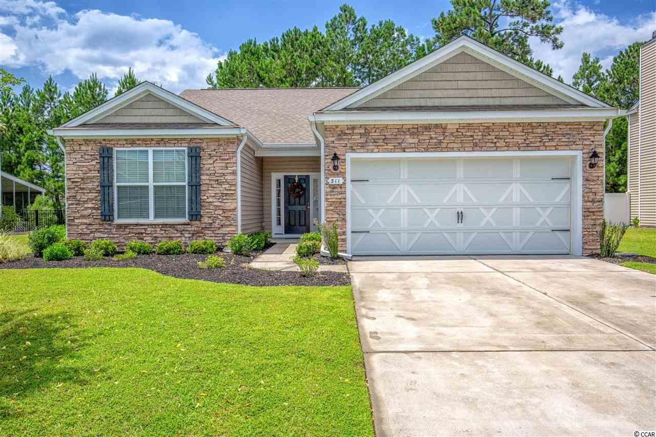 Detached MLS:1815728   311 Burchwood Lane Myrtle Beach SC