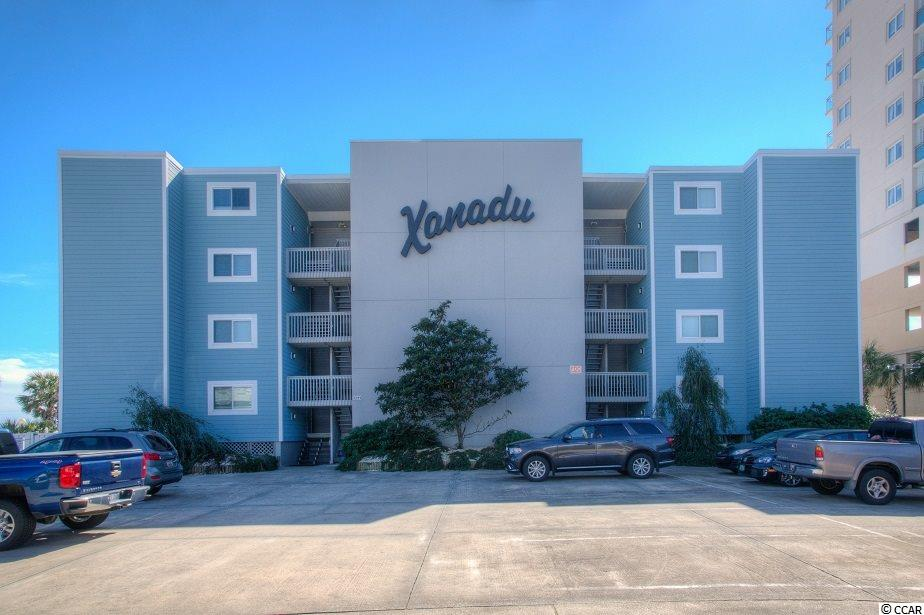 Condo MLS:1815740 XANADU I  1311 S Ocean Blvd. North Myrtle Beach SC