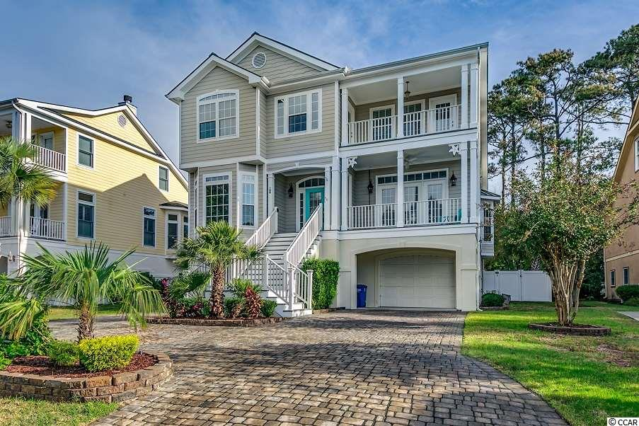 Detached MLS:1815747   704 46th Ave. S North Myrtle Beach SC