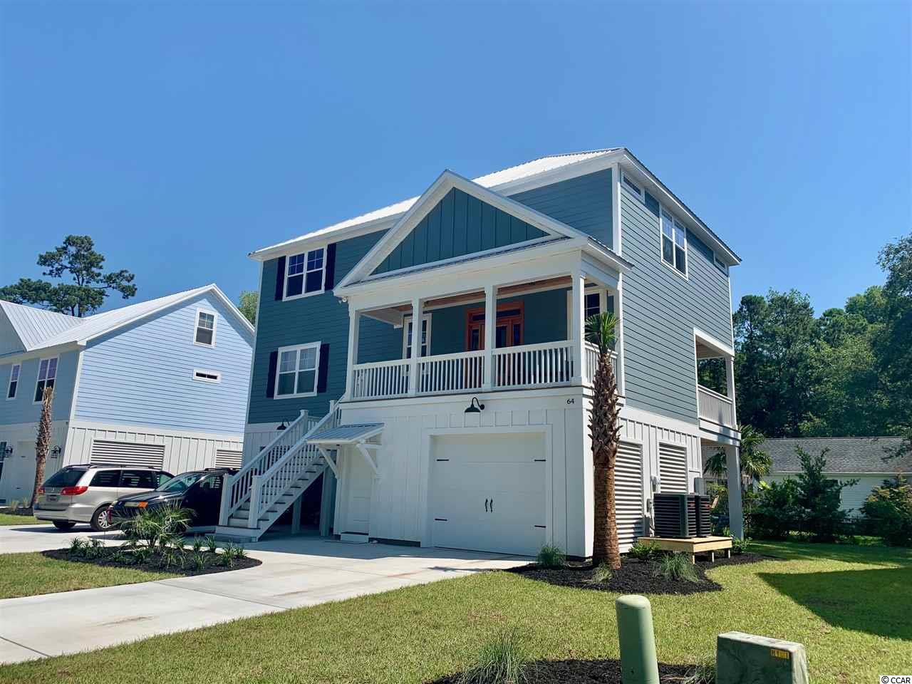 Detached MLS:1815786   64 Wild Rice Dr. Pawleys Island SC