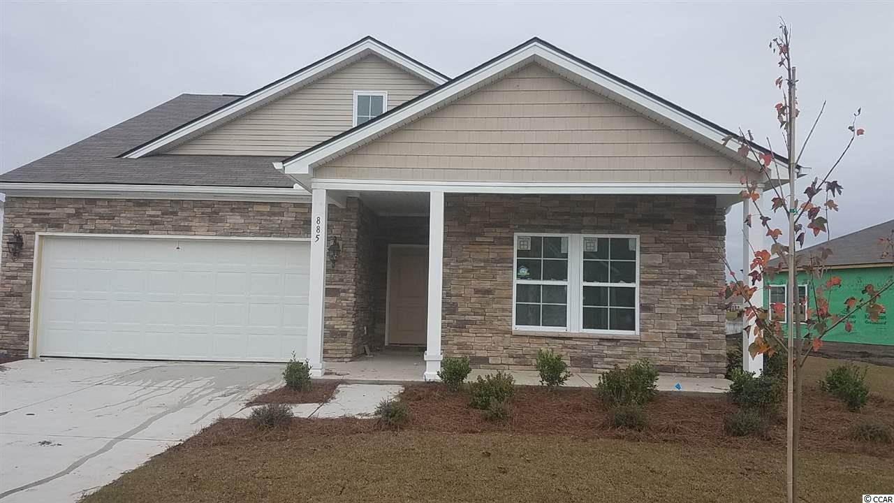 Detached MLS:1815813   885 Devon Estate Ave. Myrtle Beach SC