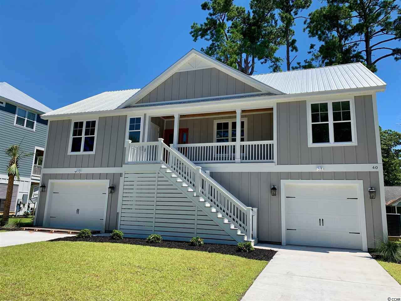 Detached MLS:1815820   40 Wild Rice Dr. Pawleys Island SC