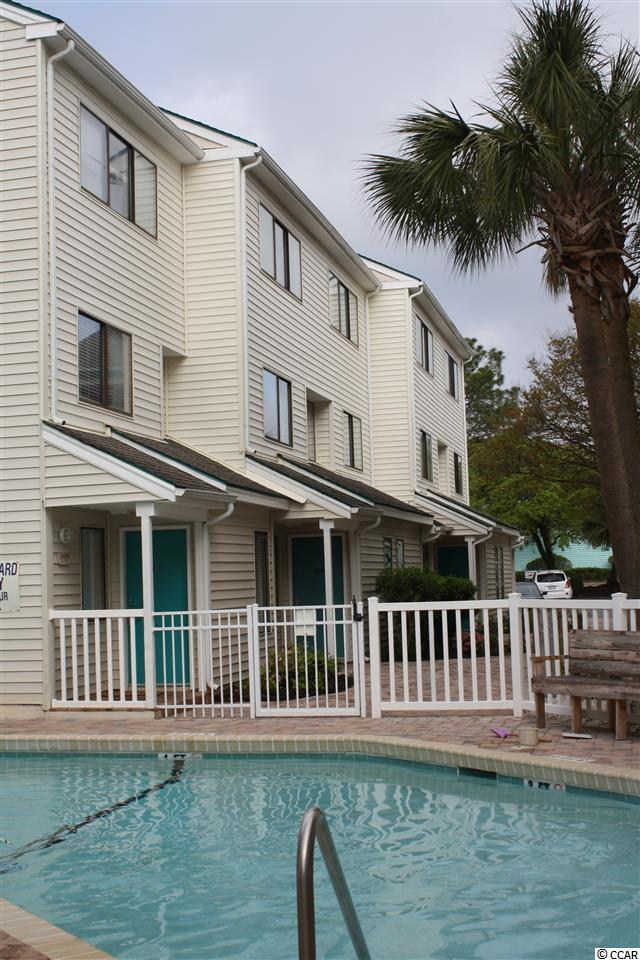 Townhouse MLS:1815831 Ocean Dune Townhouses  201 N 75th Ave, #T-7 Myrtle Beach SC