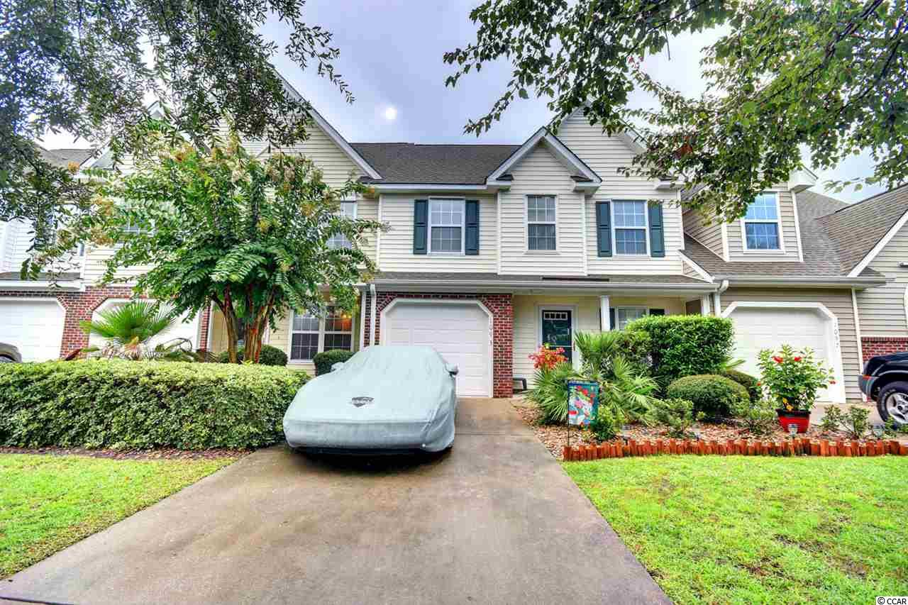 Townhouse MLS:1815850 Sawgrass East - Carolina Forest  1093 Stanton Place Myrtle Beach SC