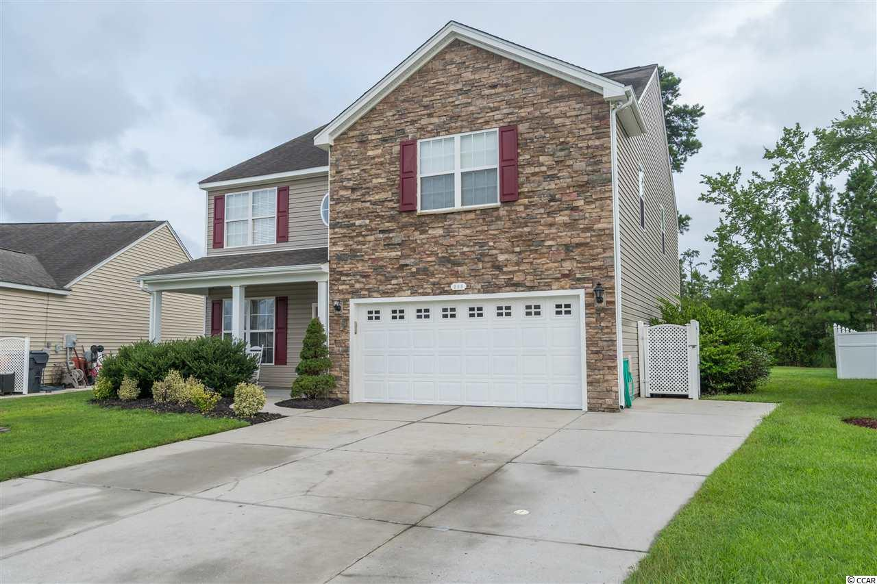 Detached MLS:1815890   255 Burchwood Lane Myrtle Beach SC