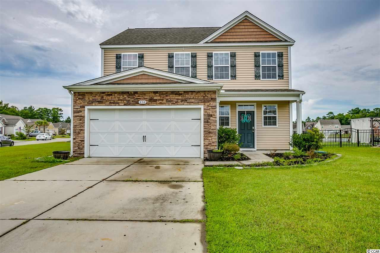 Detached MLS:1815891   258 Burchwood Lane Myrtle Beach SC