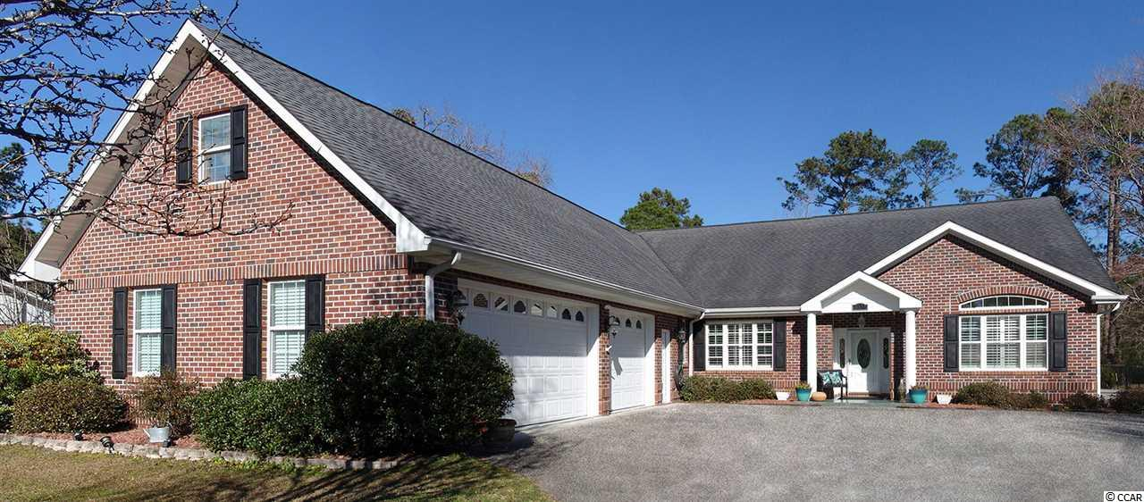 Detached MLS:1815905   3571 Golf Ave. Little River SC