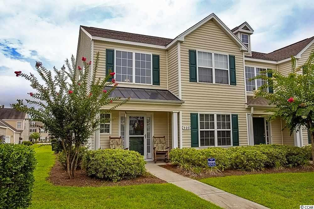 Townhouse MLS:1815907 The Orchards at The Farm  900 Barn Owl Court Myrtle Beach SC