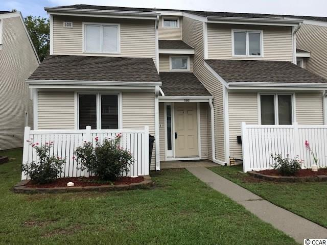 Townhouse MLS:1815928 Villas On The Green  500 Deer Creek Rd. Surfside Beach SC