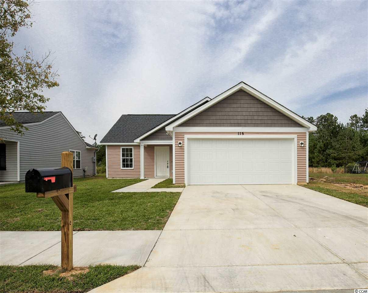 Detached MLS:1815942   115 Murphy Way Conway SC
