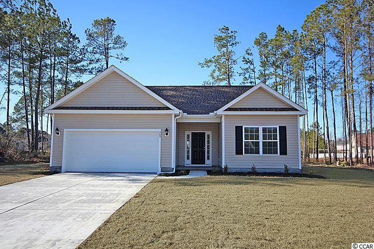 Detached MLS:1815997   252 Timber Run Dr. Georgetown SC