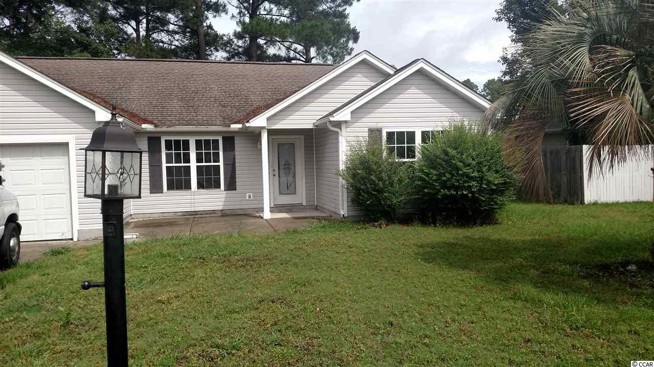Detached MLS:1816067   9745 Smalls Dr. Myrtle Beach SC