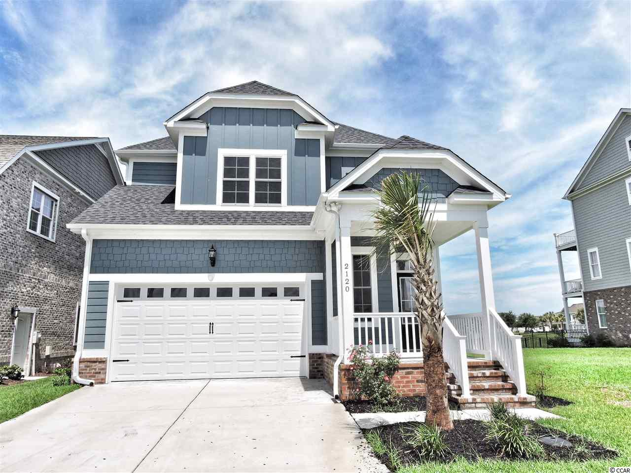 Detached MLS:1816078   2120 Castille Way Myrtle Beach SC