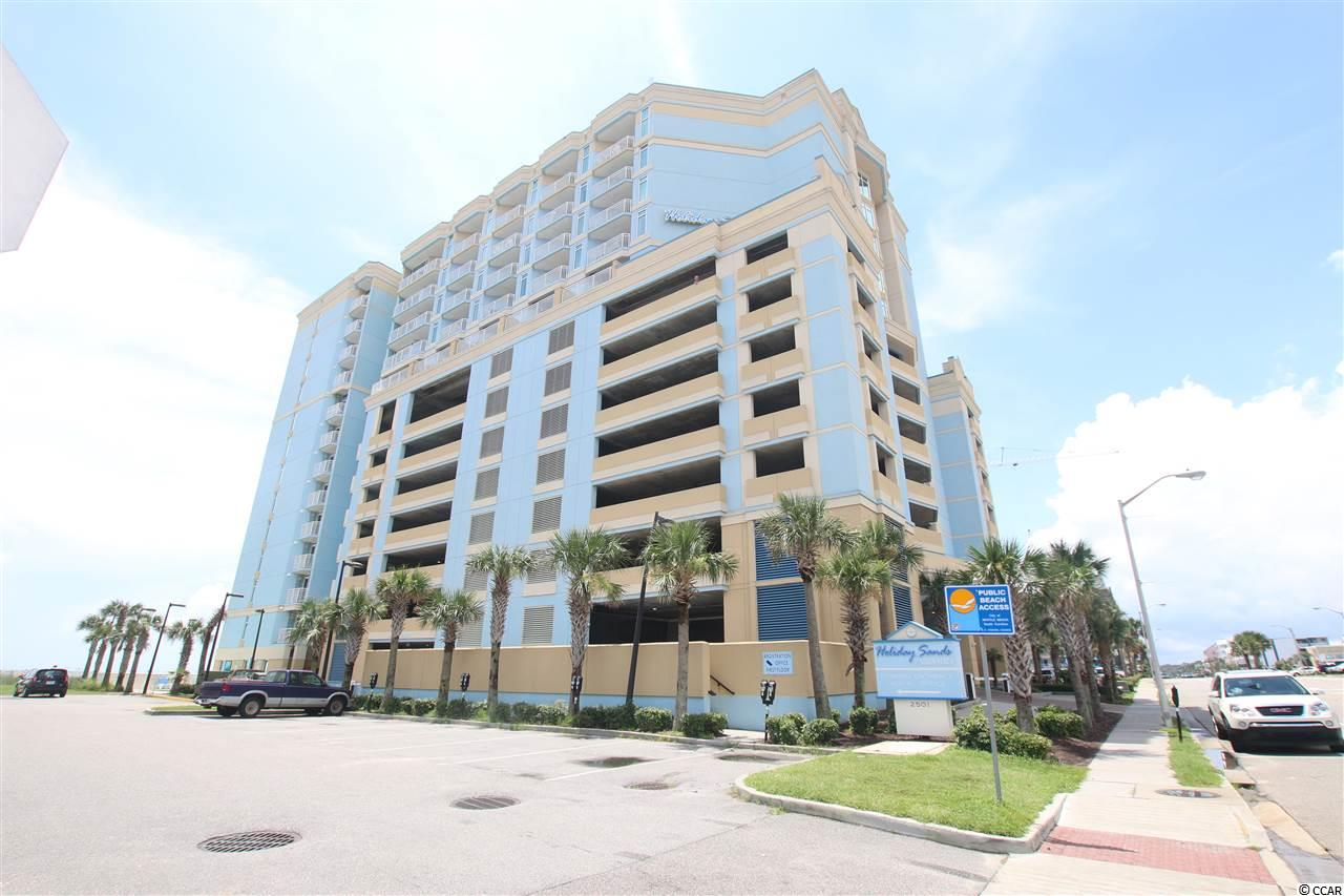 Ocean View Condo in Holiday Sands : Myrtle Beach South Carolina
