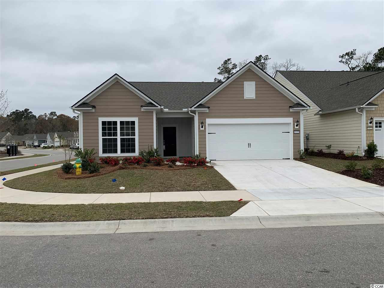 Detached MLS:1816143   1129 Prescott Circle Myrtle Beach SC