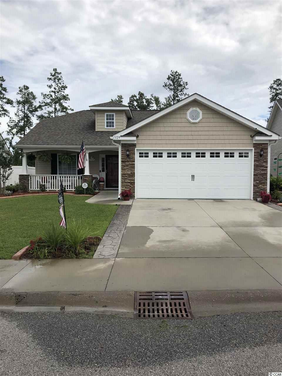 Detached MLS:1816144   1329 Midtown Village Dr. Conway SC