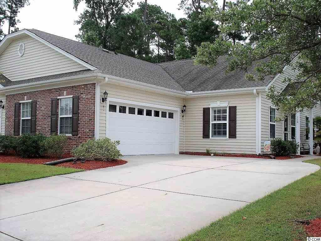 1/2 Duplex MLS:1816159 Riverbend - Enterprise Landing  116 Rose Water Loop Myrtle Beach SC