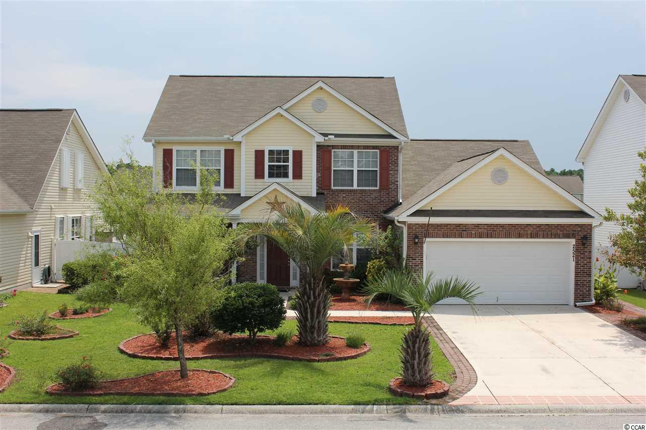 Detached MLS:1816180   2521 Sugar Creek Ct. Myrtle Beach SC